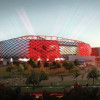 Communication Network for Moscow's New Spartak Stadium