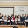 The 4th Software Testing Course of TEAM International at Top Gun Lab: Graduation