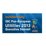 IDC Pan-European Utilities Executive Summit 2013