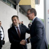 Serbian Prime Minister visits Comtrade technology center in Sarajevo