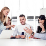 Romania sees growing demand for smartphone and tablet business solutions