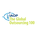 Auriga Recognized in 2017 IAOP Global Outsourcing 100® List for Tenth Consecutive Year