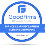 GoodFirms Featured GBKSOFT As a Top Mobile App Development Company