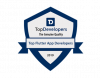 Appus Studio Has Been Declared as a Top Flutter App Developer by Topdevelopers.co