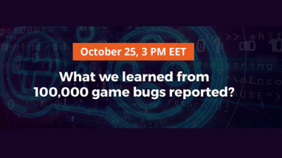 What we learned from 100,000 game bugs reported?