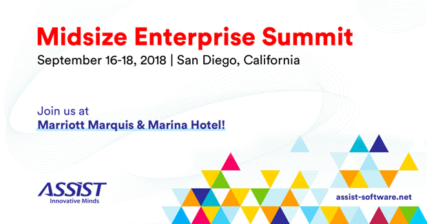 ASSIST Software at the Midsize Enterprise Summit