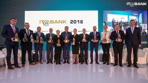 Comarch in the IT@Bank Ranking 2018