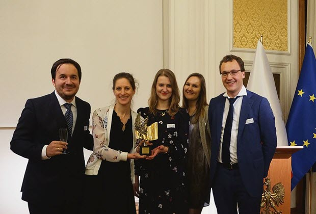 Comarch Awarded for Business Success