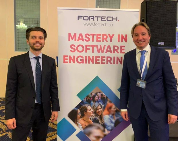 Fortech Joins Startup